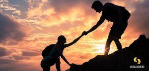 به دیگران کمک کن و ببخش