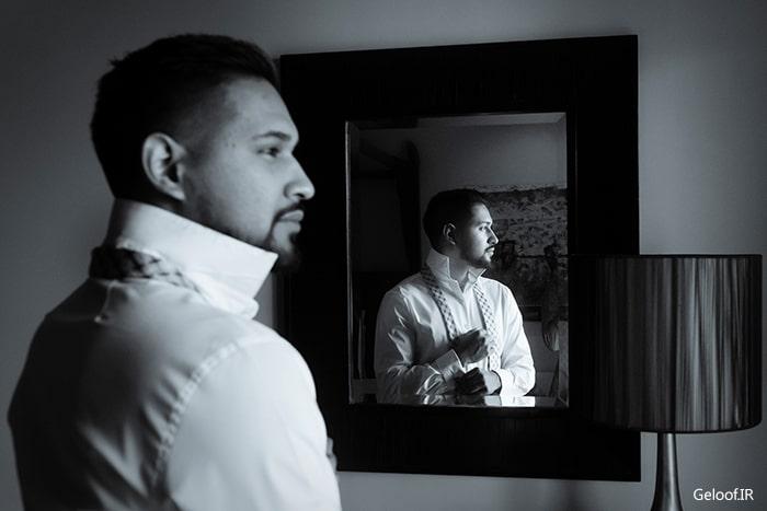 تمرین آینه