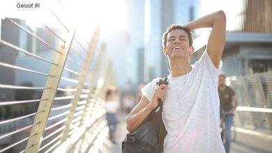 تصویر از یک راه ساده برای شاد زیستن و حال خوب دائمی
